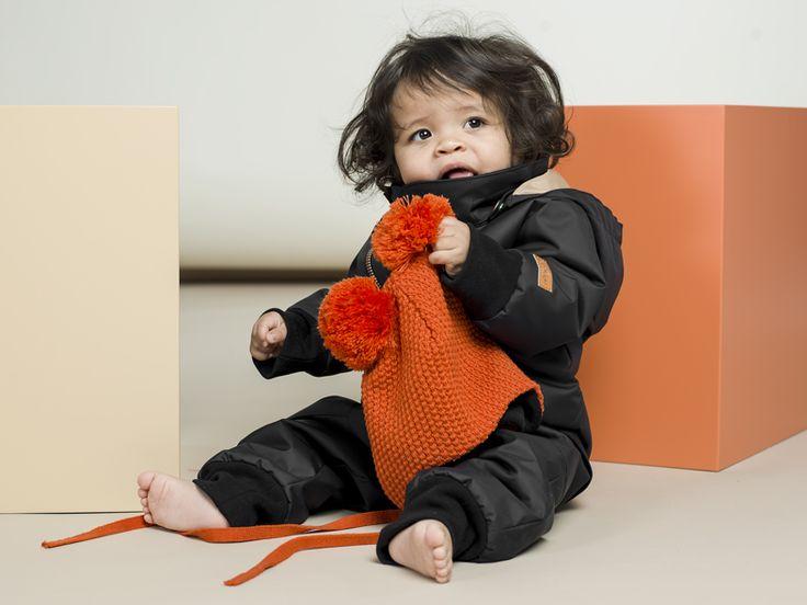 Gugguu kids fashion, outwear, merino wool beanie