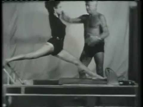 Joseph Pilates -