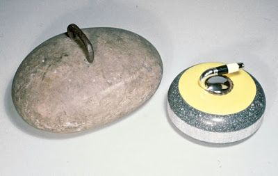 Curling History: The 'Boulder Age': When Your Curling Stone Had a Name!