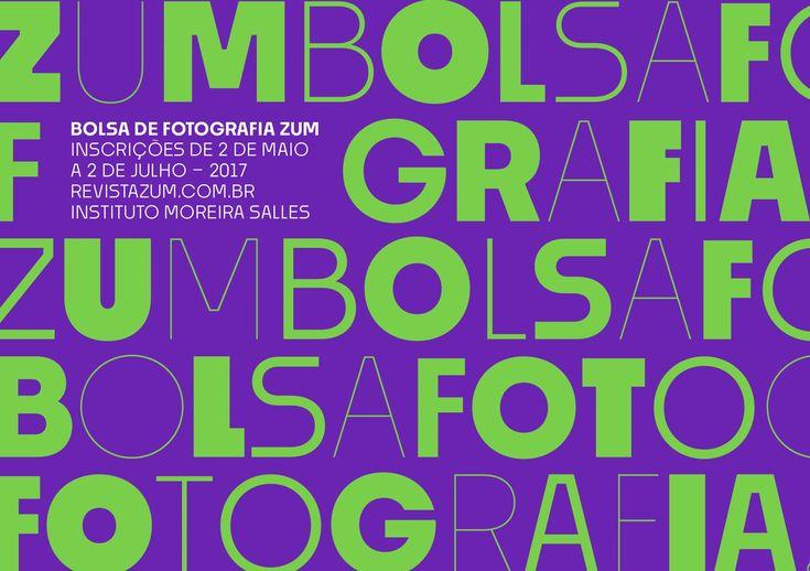 Em sua 5ª edição, a Bolsa de Fotografia ZUM/IMS selecionará dois projetos inéditos de artistas e fotógrafos para que desenvolvam e aprofundem seu trabalho no campo da fotografia, nasmais diversas vertentes, sem restrição de tema, perfil ou suporte. Os projetos serão avaliados por uma comissão constituída por curadores do Instituto Moreira Salles e um…