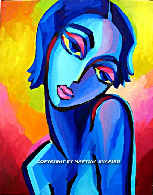 MARTINA SHAPIRO.....very nice balance