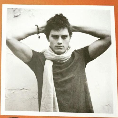 Young Jamie Dornan in 2003 in Vogue Italia: X | Jamie ...
