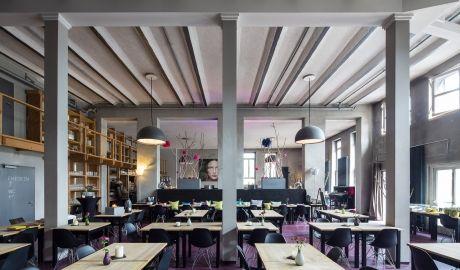 Factory Hotel (Münster, Germany) | Design Hotels™  Mit einem tollen Frühstück in den Tag!
