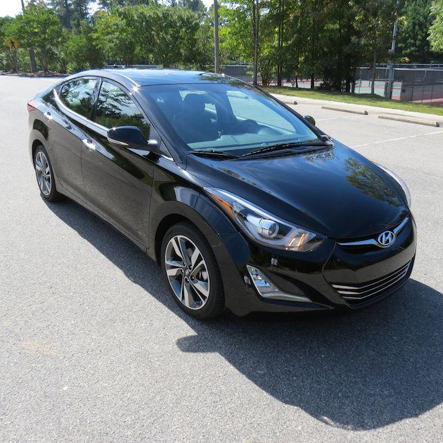 2014 #Hyundai Elantra Limited