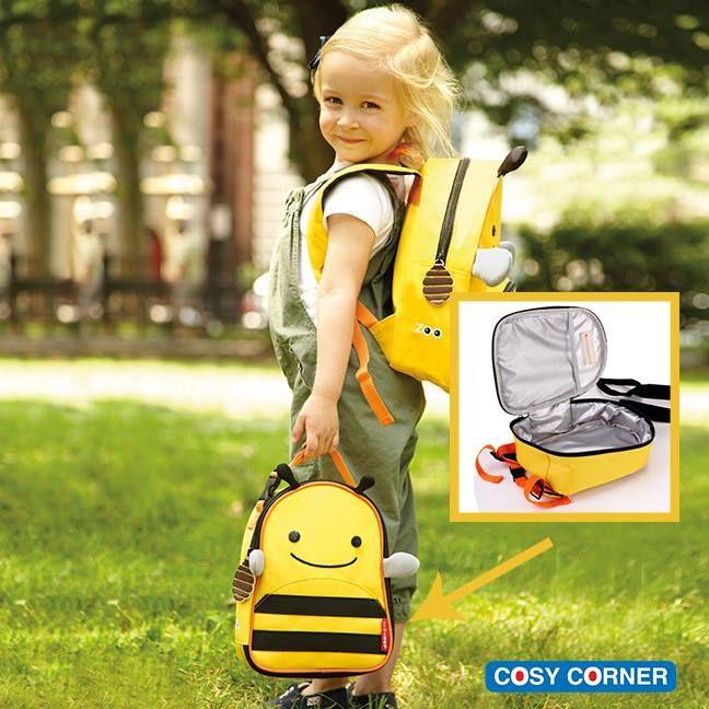 ZooLunchies Ισοθερμική Τσάντα - διατηρεί φρέσκα τα τρόφιμα. http://goo.gl/3lWe2r