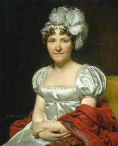 Европейская одежда первой четверти XIX века