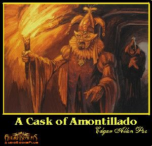edgar allen poes cask of amontillado essay Analysis research paper of edgar allen poe's cask of let us find you another essay on topic analysis research paper of edgar allen poe's cask of amontillado for.