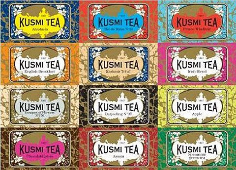 Kusmi - special tea for special occasions.  I love their blends