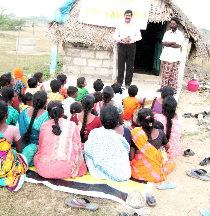 Helping the Poor in India