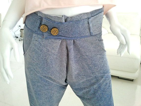 Harem Pants  wash jeans