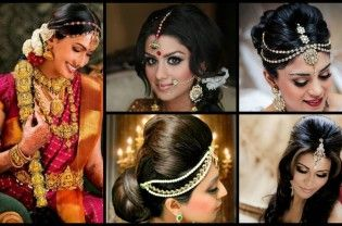When it comes to choosing hairdos for Indian wedding, loose curls, high bun, puffy crown, side braid, etc. matter the most. The bridal bun is one of those hairstyles that is fairly common, and can be considered a 'classic' for any wedding! Open hairstyles will always be in trend for an Indian bride. A twist to the normal buns are...  Read More