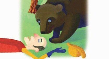 Los viandantes y el oso http://www.encuentos.com/fabulas/los-viandantes-y-el-oso/
