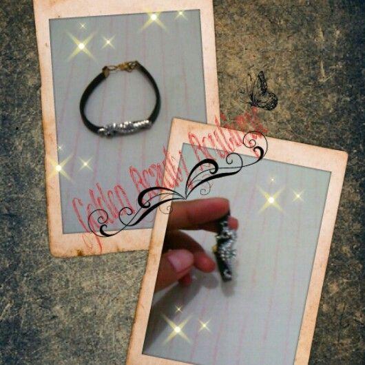 Sea horse bracelet idr. 8000/pcs