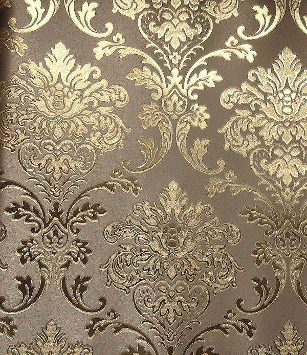 Cheap Wallpaper Buy Quality Cost Directly From China Washable Suppliers Fashion European Modern Style Wall Paper Luxury Vinyl Gold