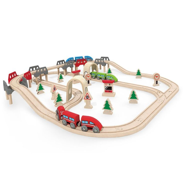 We don't have a train set yet, and this would be perfect!! #EntropyWishList #PinToWin
