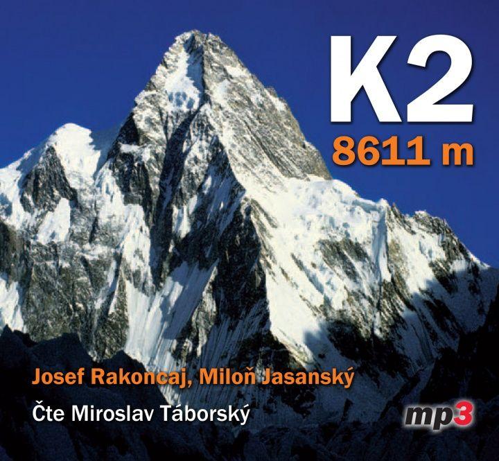 Strastiplná cesta až na vrchol (o audioknihe K2)