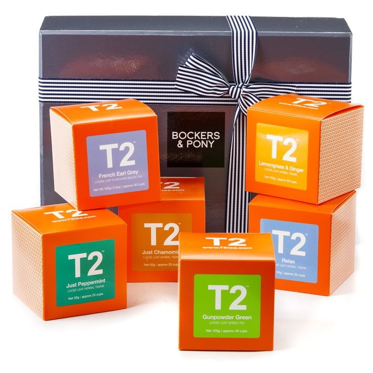 T2 Tea Selection | Mothers Day Hampers