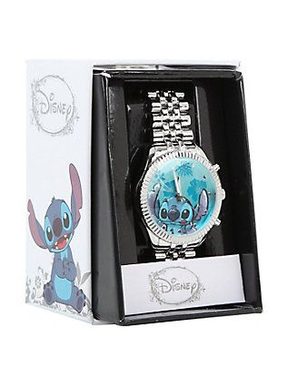 Disney Lilo & Stitch Watch, , hi-res