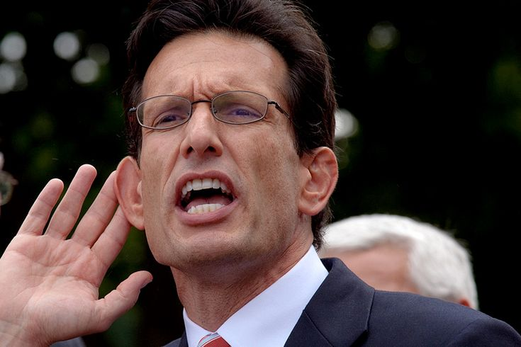 Drudge's new fixation: Eric Cantor and the right's frenzied paranoia