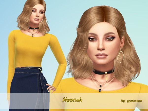 yvonnee's Hannah