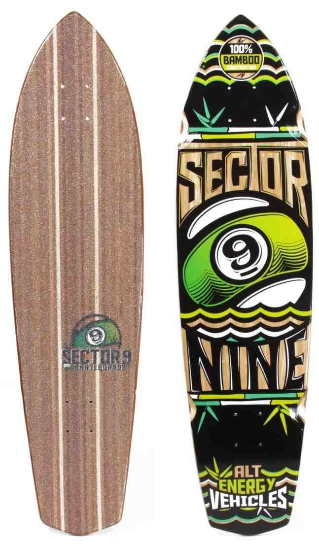 Sector 9 Longboard Decks Only