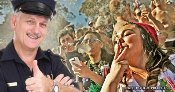 Colorado Bill Bans Cops From Helping Federal Govt Arrest People for Cannabis #news #alternativenews