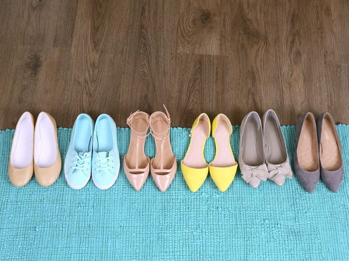 Stinky Shoes? Try These 7 Tricks For my flats that I wear every day without socks in the summer...
