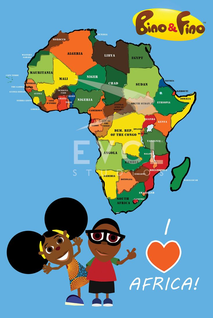 Where is Angola? What about Ethiopia or Nigeria? Can your kids find them on a map? Want to know something funny? Many children and adults around the world  thin