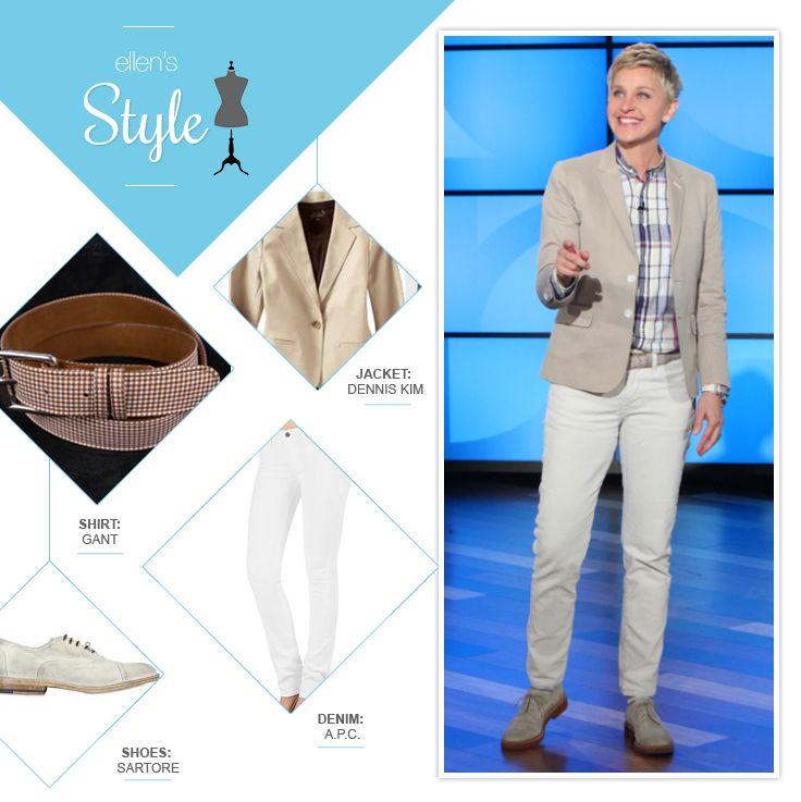 Ellen DeGeneres Style, Fashion & Looks - StyleBistro 5