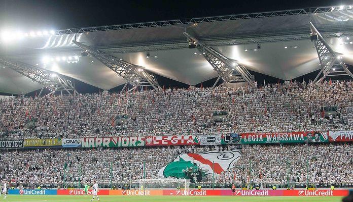Nie ma już biletów na mecze Legii Warszawa w Lidze Mistrzów - WP SportoweFakty