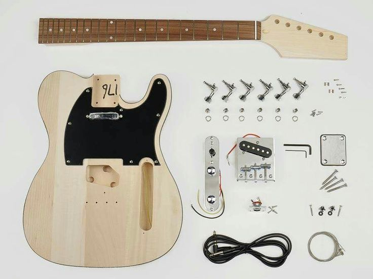 15 best Guitar Kits Do It Yourself. images on Pinterest | Build your ...