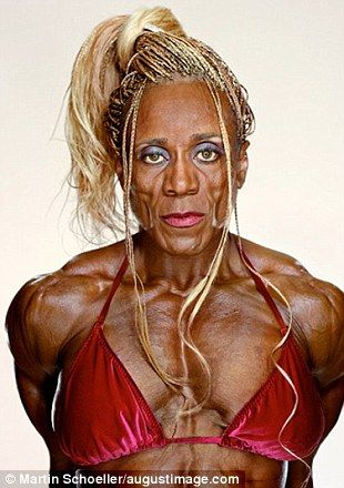 I think she can skip going to Gold's Gym for a few days--and the tanning place next door too...