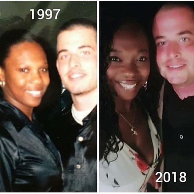 Bele ženske pogledamo, da se poroči Črno Men - Ta skupina je za-8675
