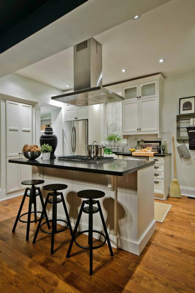 Small White Kitchens, Home Crafts