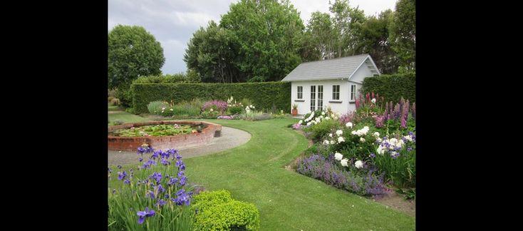 NZ Gardens Trust - Christchurch - Canterbury