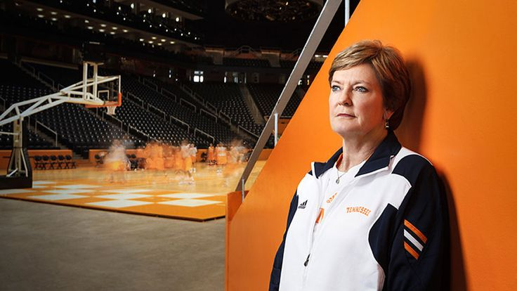 """For 38 years, she coached college hoops—the legendary University of Tennessee Lady Vols—capturing eight national championships and setting the all-time record for wins. Before that she was a formidable """"slasher"""" and cocaptain of the first U.S. women's Olympic basketball team. Diagnosed with Alzheimer's disease in 2011, the indomitable Pat Summitt now faces the fight of her life."""
