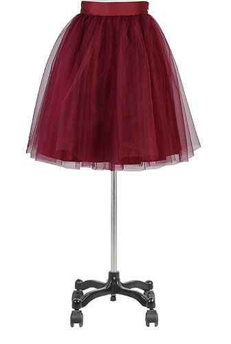 eShakti Dahlia crinoline    I could wear this under the rehearsal dinner dress. Or with a t-shirt and pretend to be Carrie Bradshaw. Hopefully ironically.