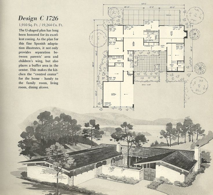 Mid Century Modern Home Plans 74 best 1- contemporary, mid century modern, ranch, and raised