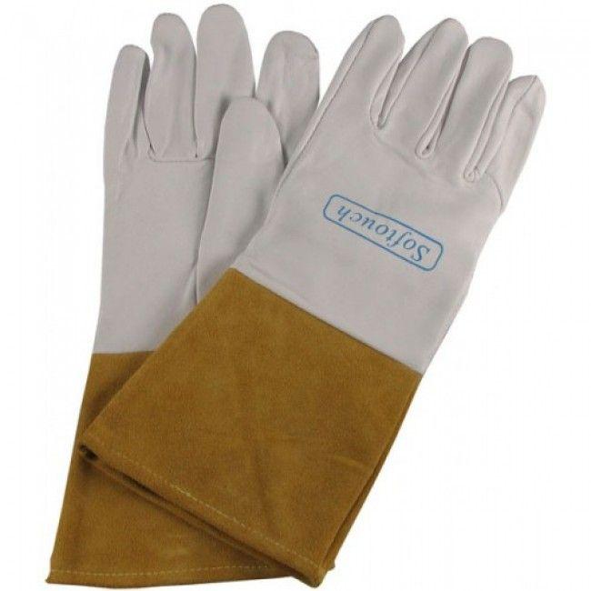 Weldas 2402 Premium Softgrain Goatskin TIG Welding Glove