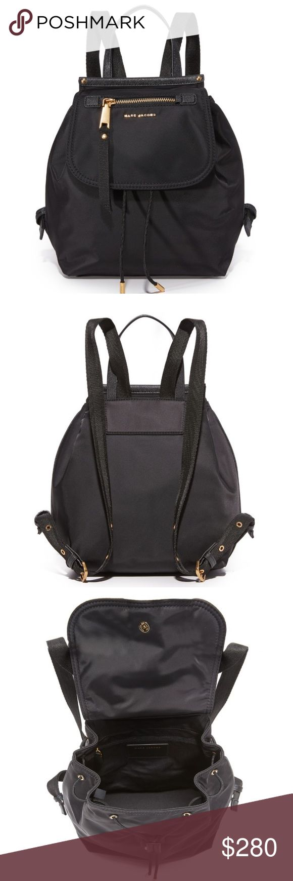 Marc Jacobs Backpack Limited Edition Marc Jacobs Trooper Backpack NEW Marc Jacobs Bags Backpacks