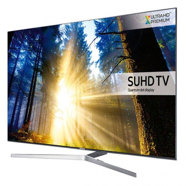 "Samsung UE55KS8000 55"" Smart 4K HDR Quantum Dot LED TV"
