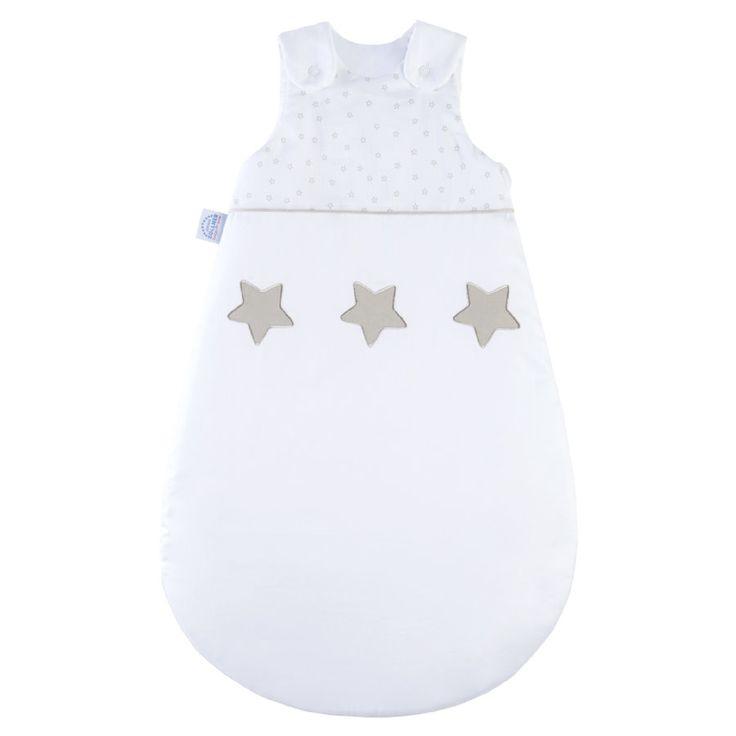 JULIUS ZÖLLNER Schlafsack Gr. 70-110cm Sternstunde weiß | babymarkt.de