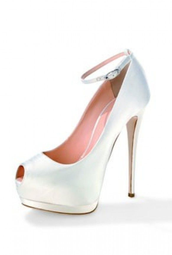 Giuseppe Zanotti Wedding Shoes ♥ Chic and Fashionable Wedding High Heels