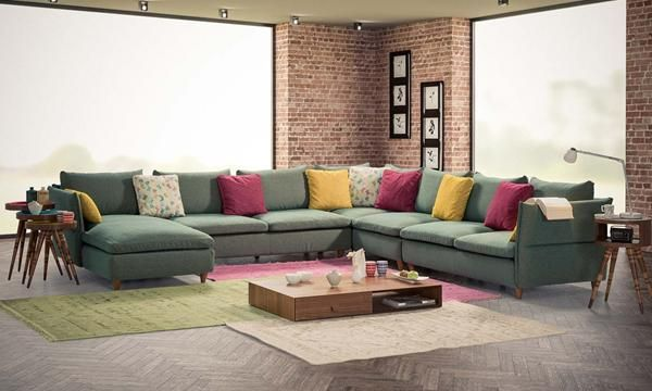 10 Corner Couch living room decor