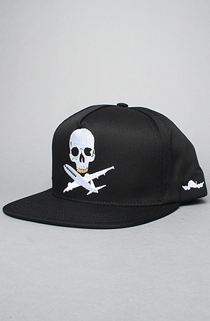 $15 Fly Society The Planes & Bones Snapback - Use repcode SMARTCANUCKS for 10% off on #PLNDR
