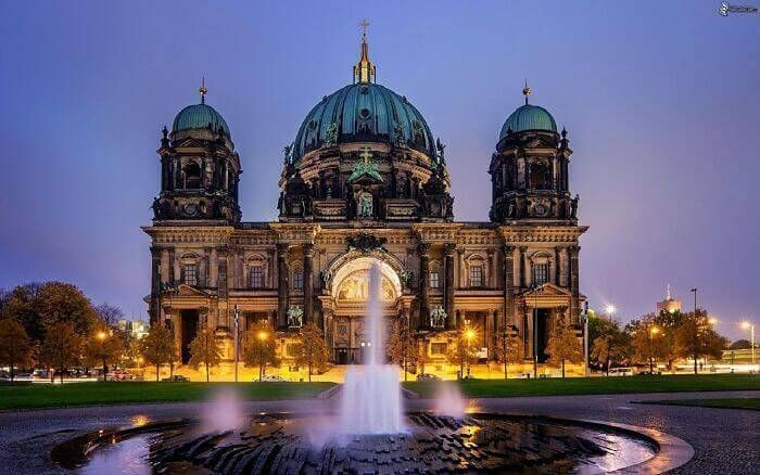 Berlin, alemania