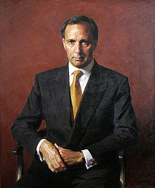 Paul Keating, a former Australian Prime Minister. An arrogant but brilliant guy. Could wipe most people out during a debate.