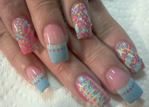 nail artExotic Nails by Judi Deerfield Beach ...500 x 360 | 27.6KB | makeuppics.tumblr.com