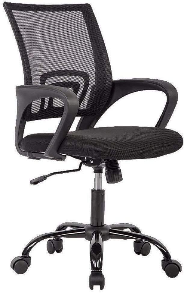 Best Computer Chair 2021 Black Mesh Office Chair 2021 in 2020 | Ergonomic desk chair