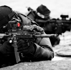 US Navy Seals wallpaper Sniper